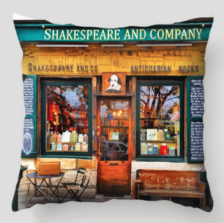 Shakespearepillow